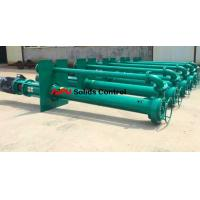 China Durable reliable submersible slurry pump used in drilling mud solids control on sale
