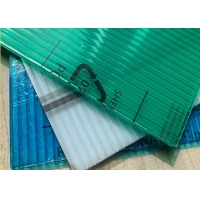Wholesale 100mic LLDPE Protective Plastic Wrap For Two Side On Plastic Hollow Sheet from china suppliers