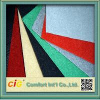 Wholesale Eco friendly Exhibition Velour Carpet Cloth for Hotel or Car Upholstery from china suppliers