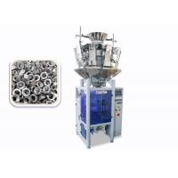 Wholesale Nuts Vertical Form Fill And Seal Packaging Machines , Durable Vertical Bagging Machine from china suppliers