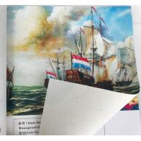 China Poly Cotton Extra Large Painting Canvas For Inkjet Printing Heat - Insulation on sale