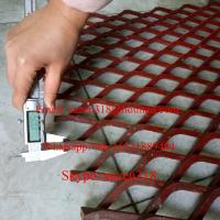 Wholesale heavy duty expanded metal mesh / expanded metal catwalk wire mesh from china suppliers