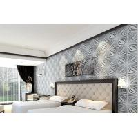 Wholesale Fashion Modern Wood 3D Living Room Wallpaper for Home Wall  / Wall Art 3D Wall Panels from china suppliers