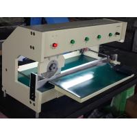 Wholesale V groove width 0.8 mm Moterized PCB Cutting Machine 630mm Max cutting length from china suppliers
