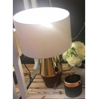 China Gold Ceramic Home Table Lamp for sale
