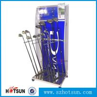 Quality acrylic golf club display stand supplier for sale