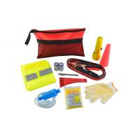 Wholesale Custom Auto Emergency Tool Kit with Booster Cable DC12V 8FT 200AMP from china suppliers