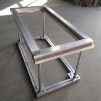 China Double Layer Equipment Pedestal for sale