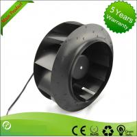 Wholesale 50 / 60HZ EC Centrifugal Fans And Blowers With Air Purification 225mm from china suppliers