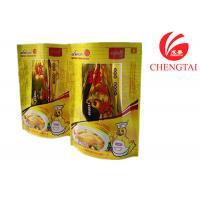 Wholesale Moisture proof Barrier Stand Up Pouches packaging bag for chicken powder from china suppliers