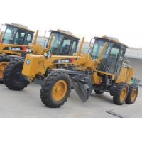 Wholesale Compact GR135 130HP 11000kg Tractor Road Grader , Small Motor Grader from china suppliers