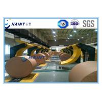 Wholesale Complete Paper Roll Handling Systems For Paper Industry , Data Management System for Option from china suppliers