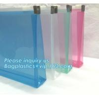 Buy cheap PP Stationery Products, Plastic Stationery, A4 File Folders Office stationery Document BAG, Manufacturers & Suppliers of from wholesalers