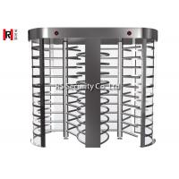 Wholesale Full Height Turnstile Security Systems, Double Way Access Control Turnstiles Gate from china suppliers