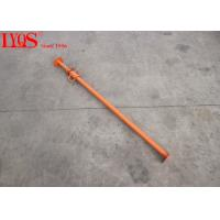 Wholesale Plane Based Plates Adjustable Shoring Posts High Strength For Building Materials from china suppliers