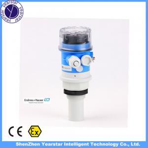 Quality Endress Hauser/ Ultrasonic water level sensor FMU30 transmitter/ bulk solids,liquid,oil level gauge sensor for sale