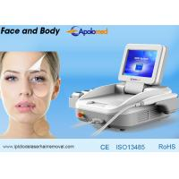 Wholesale Portable 10 lines anti aging hifu face lift aesthetic equipment from china suppliers