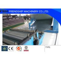 Wholesale Coil Cut To Length Line Steel Silo Forming Machine 2mm - 6mm Thickness from china suppliers