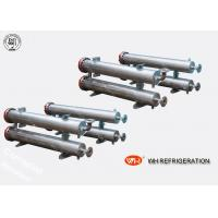 Wholesale Titanium Tube And Shell Heat Exchanger & Cooling Systerm, Heat Pump&Chiller Parts from china suppliers