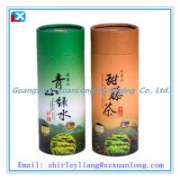 Wholesale Promotion Paper Tea Tube from china suppliers