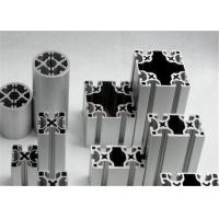 Heatsink extruded aluminum profiles 6105 T6 Aluminum Alloy High oxidation for sale
