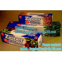 Wholesale Zipper Seal Sandwich Bag / 50 ct. 1.2 mil, minigrip, Ziploc, American value, drug store from china suppliers