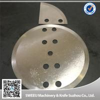 Wholesale High Intensity Film Slitting Blades And Knives , Slitting Machine Blades from china suppliers