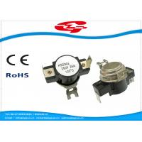 Wholesale UL TUV Bimetal Snap Disc Thermostat KSD302-262 with special bracket from china suppliers