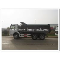Wholesale Sinotruk SWZ 336 hp heavy duty dump truck with 20m3 cargo body and strong reinforced frame from china suppliers