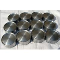 Wholesale 99.9%, 99.95%, 99.99% High Purity Chromium Sputtering Target from china suppliers