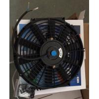 China 12 Volt Universal Radiator Cooling Fan , 10 Inch High Performance Radiator Fans on sale
