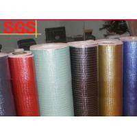 Waterproof Metallic Coating Laminated Non Woven Fabric Roll Multi Color Available