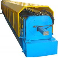 Wholesale Color Steel Sheet Circular Downspout Roll Forming Machine PLC Control from china suppliers