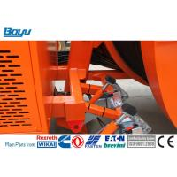 Quality TY2x80 97kw 130hp Hydraulic Stringing Equipment Cable Tensioner Engine Cummins for sale
