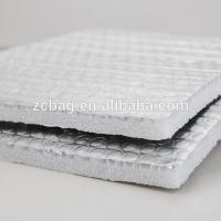 China Anti Glare XPE Foam Foil Bubble xpe wall roof heat isolation material Wrap Insulation High Efficiency Performance on sale
