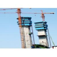 China Safety Reusable Self Climbing Platform , Jump Form Formwork System Easy Install on sale