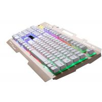 Wholesale Colorful LED Illuminated Wireless Keyboard Ergonomic Green Quiet Gaming Keyboard from china suppliers