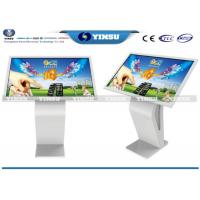 Wholesale 15 Inch Panel Shopping Mall Kiosk / Lcd Advertising Machine 1 Year Warranty from china suppliers