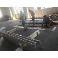 Wholesale Wear Resistant Steel Extruder Shaft For Double Screw Extruder Machine from china suppliers