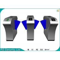 Quality Automatic Retractable Barrier Gate Turnstile, Mifare Flap Barrier Gate Turnstiles for sale