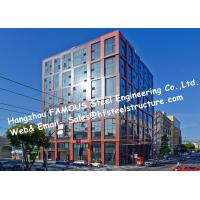 Wholesale EPC General Hotel Construction in Steel Structure and Prefabricated Buildings for Steel Structure Offices from china suppliers