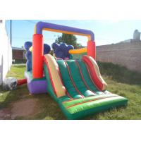 Wholesale Wonderful Inflatable Game Bouncy Party Inflatable Combo Bouncers With Slide For Kids from china suppliers