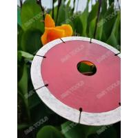 Wholesale BOMA TOOLS Zero Chipping Segment Marble Blade Cold Press 4.5 inch (114mm) with 1.2mm body thickness from china suppliers