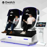 Wholesale Owatch-Start a Robot 9D virtual reality simulator arcade game Cinema from china suppliers