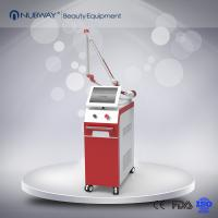 China Nubway 20% off price New arrival laser beauty equipment tattoo removal q switched nd yag laser for sale
