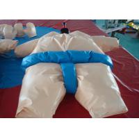 Wholesale Adult Inflatable Interactive Games , Funny Inflatable Sumo Wrestler Costume from china suppliers