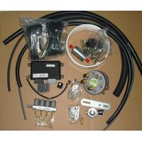 Lo-gas Sequentail injection kits for bi-fuel system of 3/4 cylinder cars