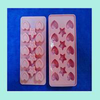 Wholesale high quality silicone heart molds ,animal shape silicon molding from china suppliers