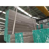 China Coffee Wood Marble Tiles And Slabs In Big Sell for sale