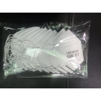 Wholesale Disposable N95 Medical Mask , N95 Surgical Mask Hypoallergenic Comfortable from china suppliers